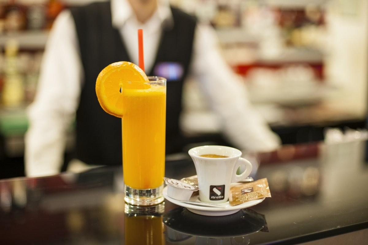 Hotel Minerva - Bar