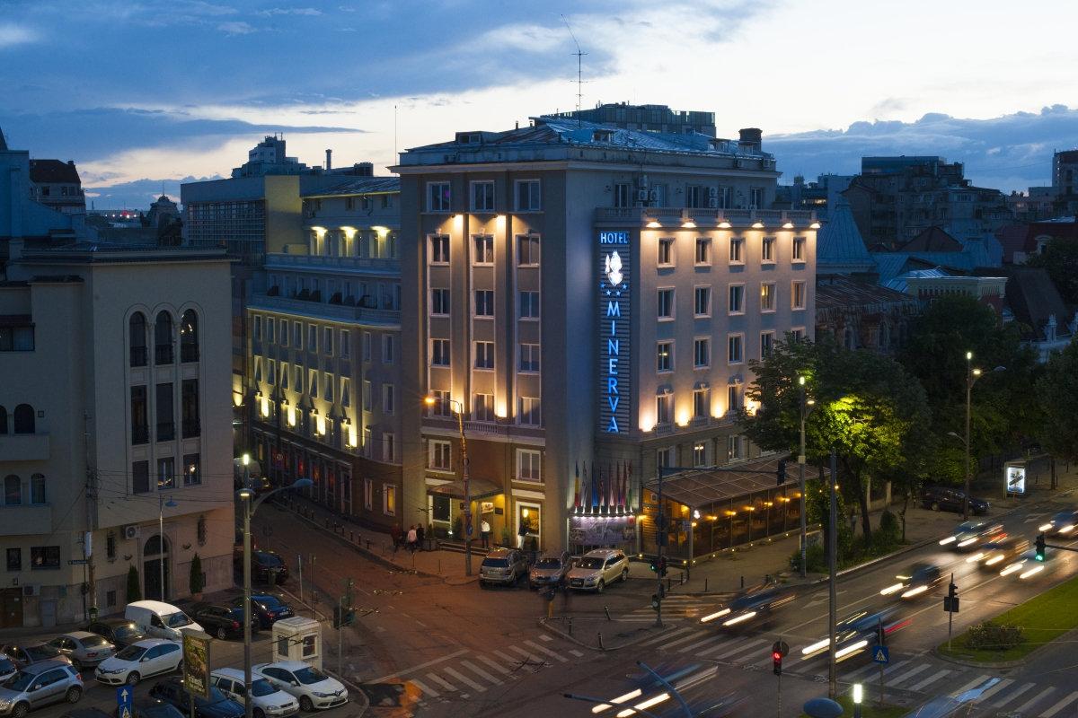 Hotel Minerva Bucuresti