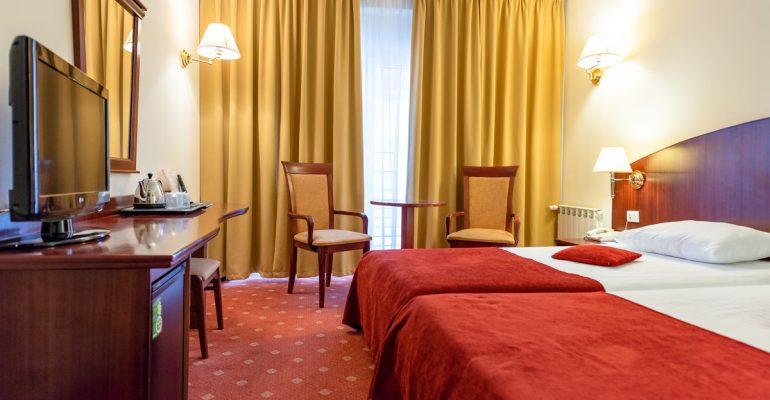 Hotel Minerva - Camera 7-2