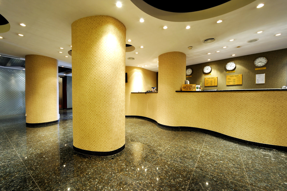 Hotel Minerva - Receptie