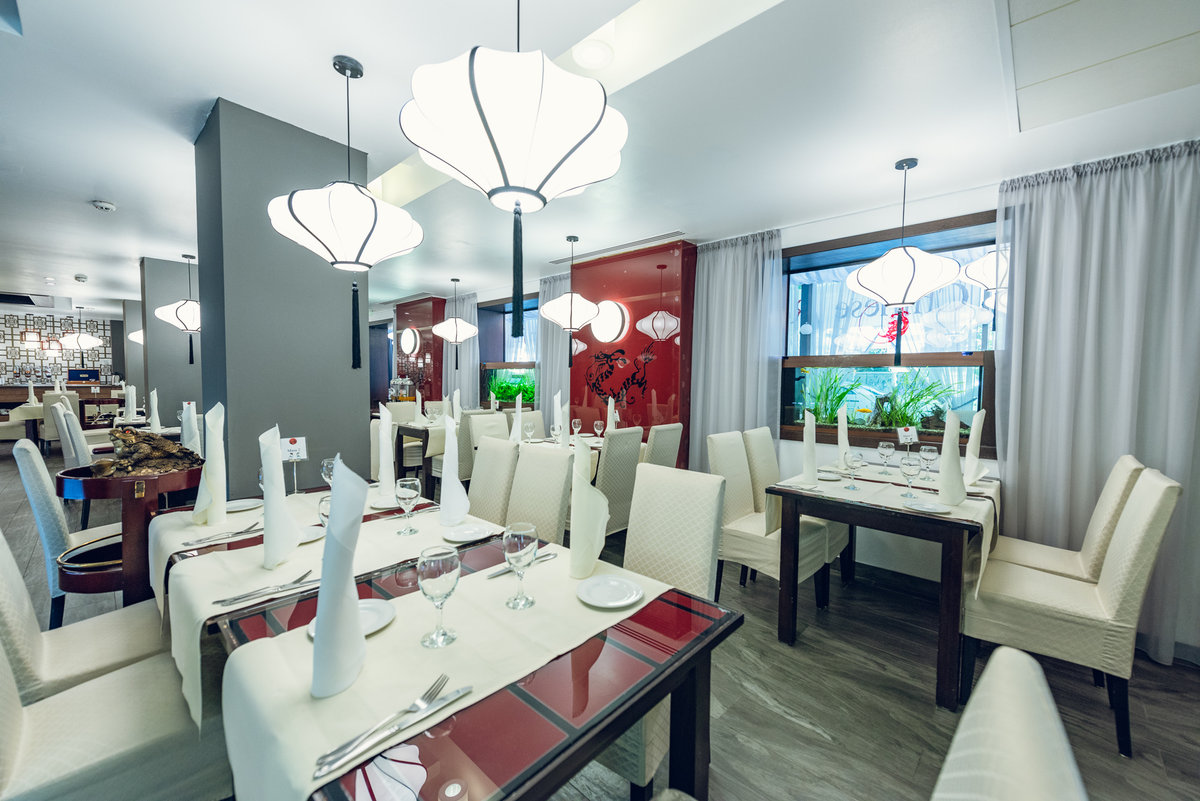Hotel Minerva - Restaurant 14
