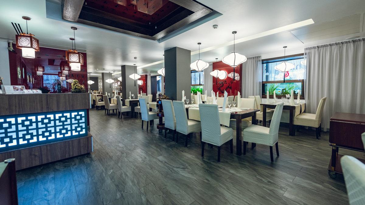 Hotel Minerva - Restaurant Principala
