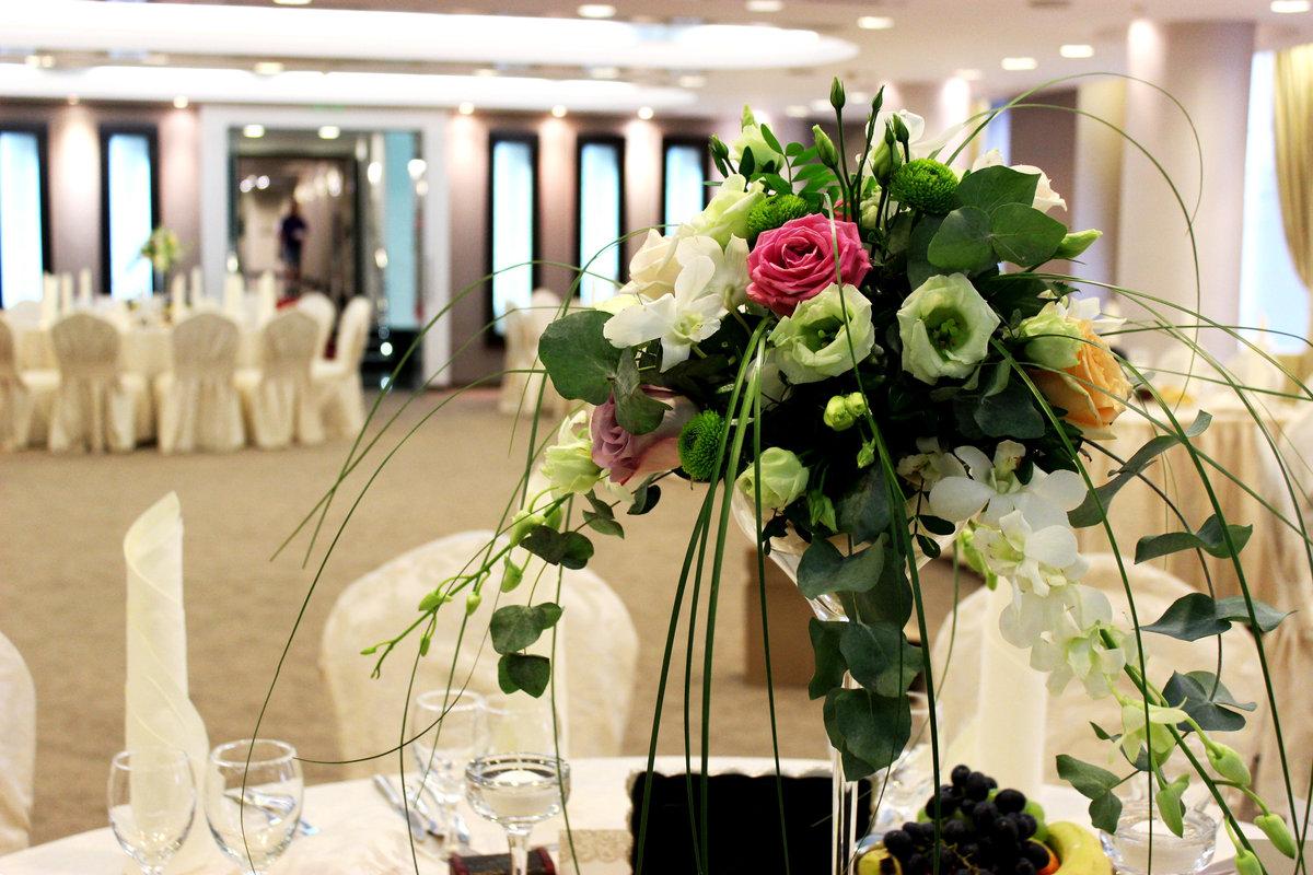 Hotel Minerva - Sala de evenimente 1