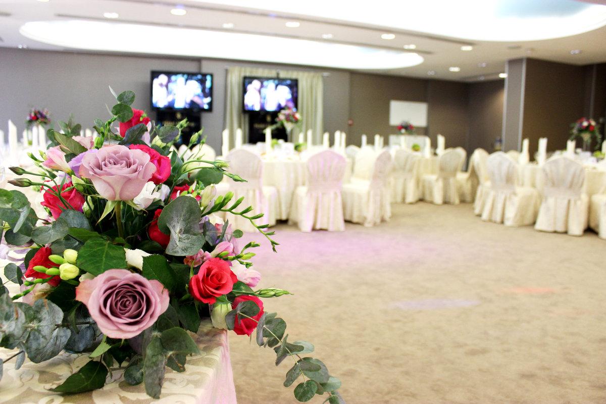 Hotel Minerva - Sala de evenimente 2