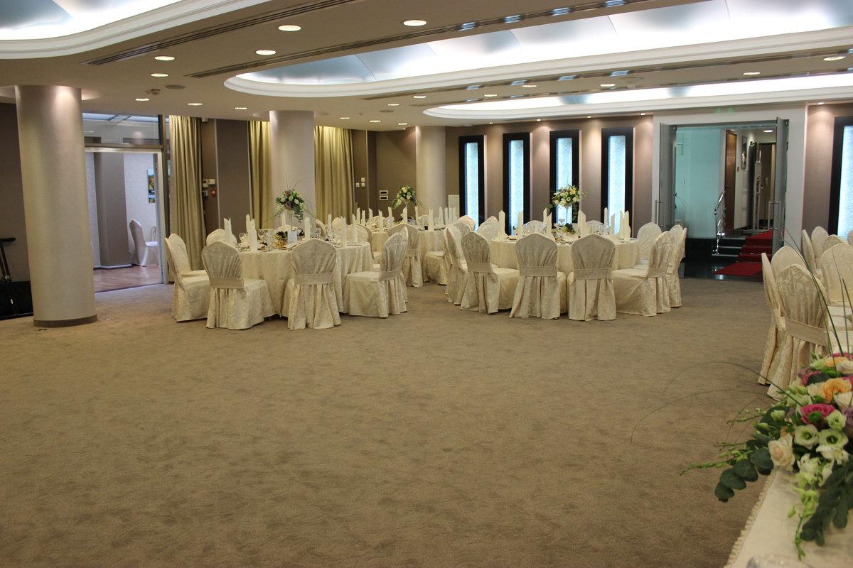 Hotel Minerva - Sala de evenimente